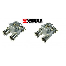 PACK  WEBER 40 DCOE 2 CARBURADORES