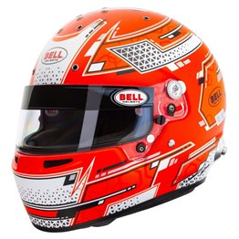 CASCO BELL RS7 FALCON RED