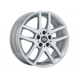 ADAPTABLE AUDI  MSW 28 7X17 5x112 ET35 FULL SILVER